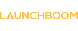 Launchboom logo