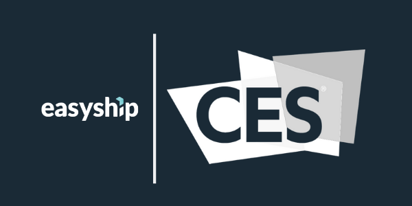 Easyship at CES 2020