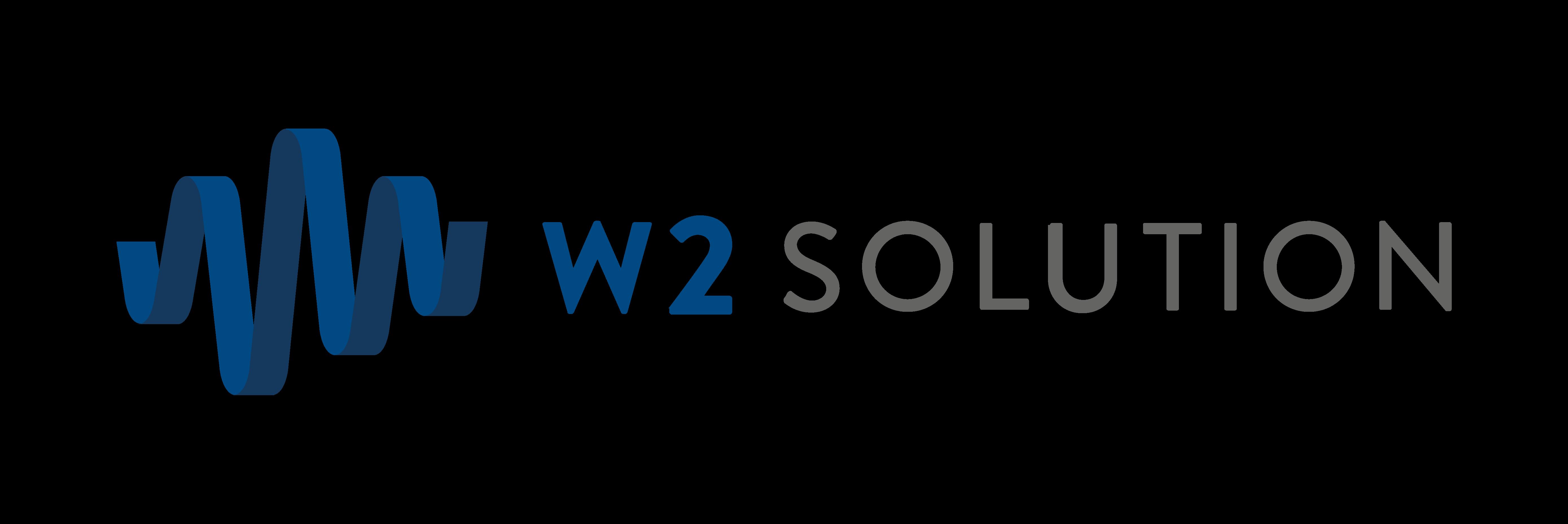 W2Solution Logo-white