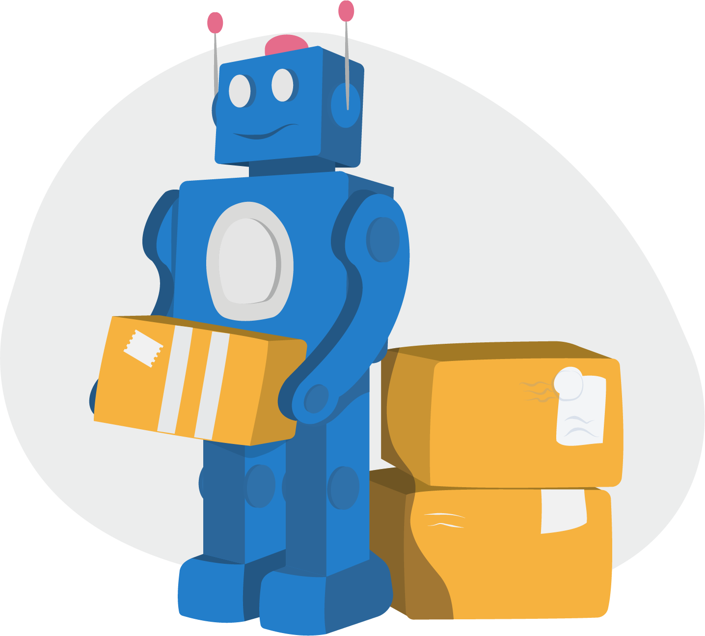 Automate Your Shipping Robot